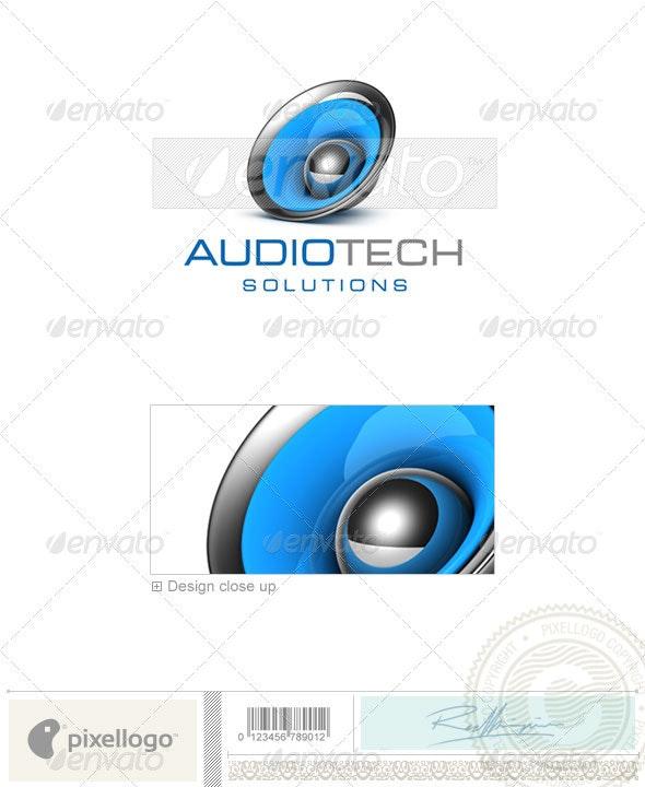 Activities & Leisure Logo - 3D-436 - 3d Abstract