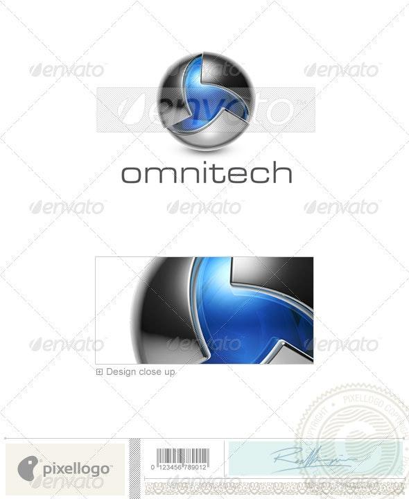 Activities & Leisure Logo - 3D-489 - 3d Abstract