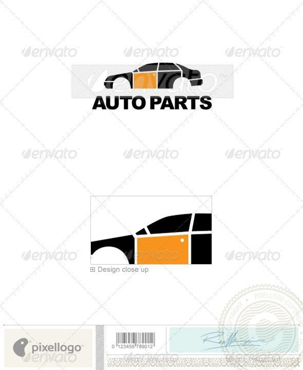 Transport Logo - 337 - Vector Abstract