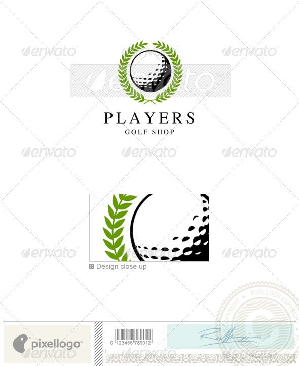 Activities & Leisure Logo - 359 - Objects Logo Templates