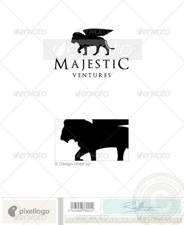 Business & Finance Logo - 2231 - Animals Logo Templates