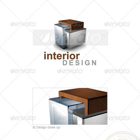 Home & Office Logo - 3D-484