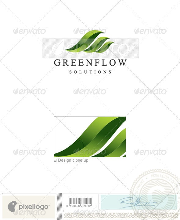 Nature & Animals Logo - 2069 - Nature Logo Templates