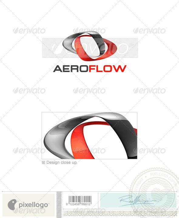 Business & Finance Logo - 3D-378 - 3d Abstract