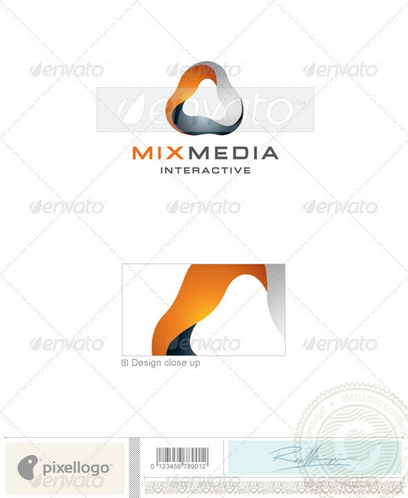 Activities & Leisure Logo - 1790 - Vector Abstract