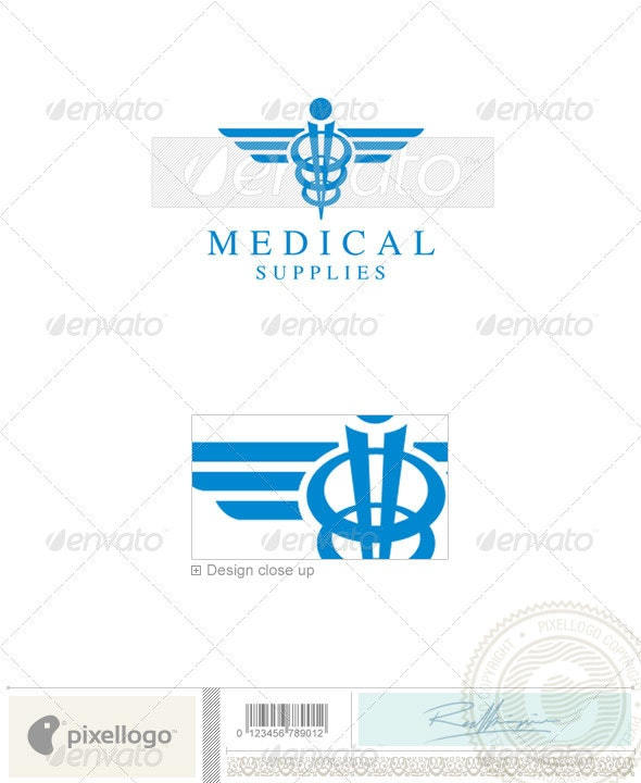 Industry & Science Logo - 46 - Vector Abstract