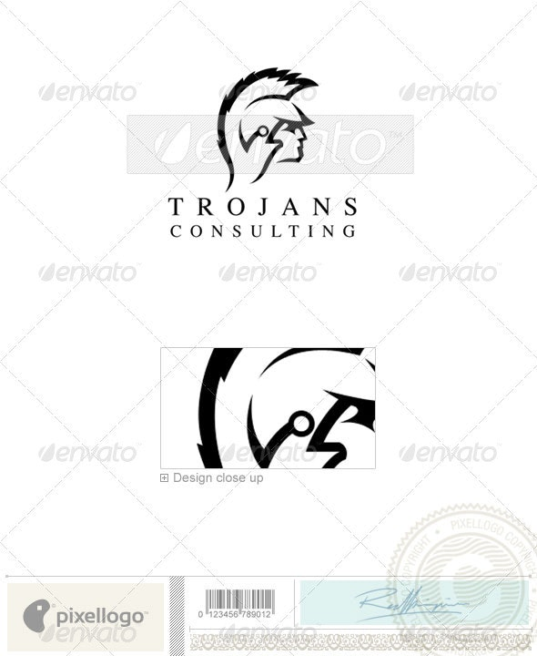 Business & Finance Logo - 630 - Humans Logo Templates