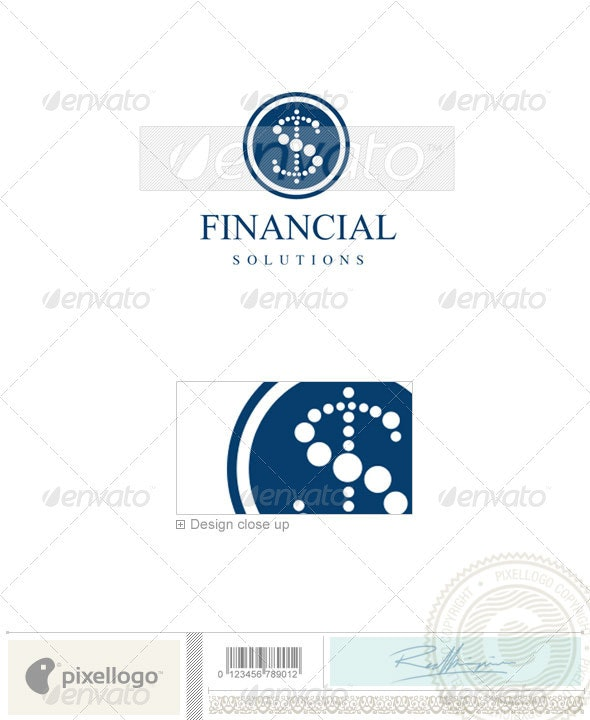 Business & Finance Logo - 137 - Vector Abstract