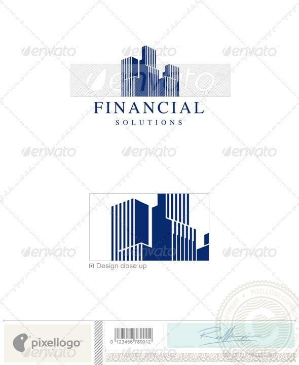 Home & Office Logo - 102 - Buildings Logo Templates