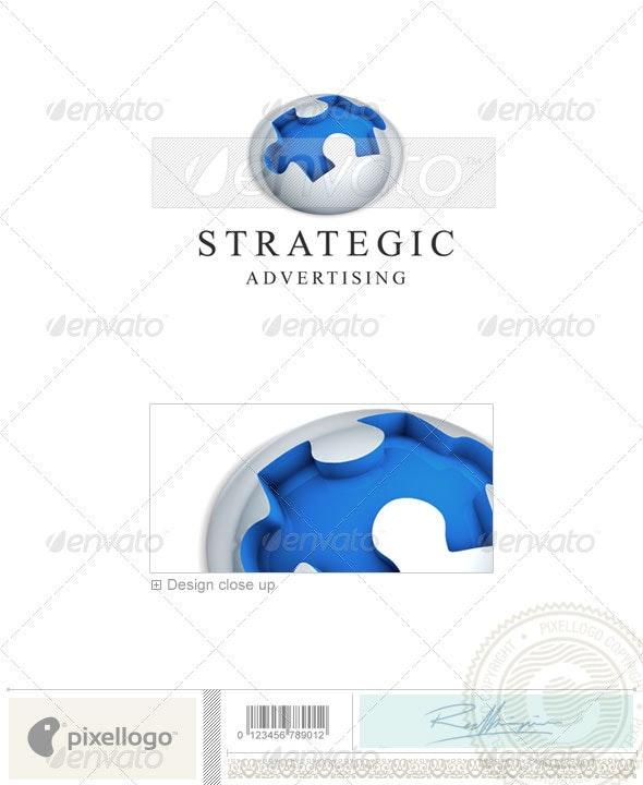 Business & Finance Logo - 3D-403 - 3d Abstract