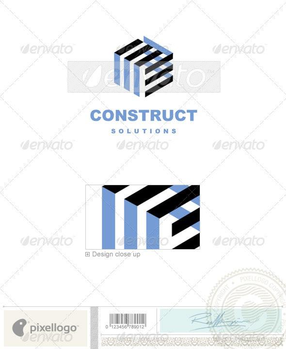 Home & Office Logo - 506 - Vector Abstract