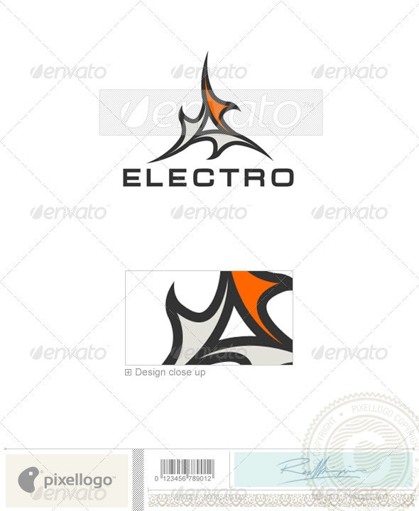 Activities & Leisure Logo - 221 - Vector Abstract
