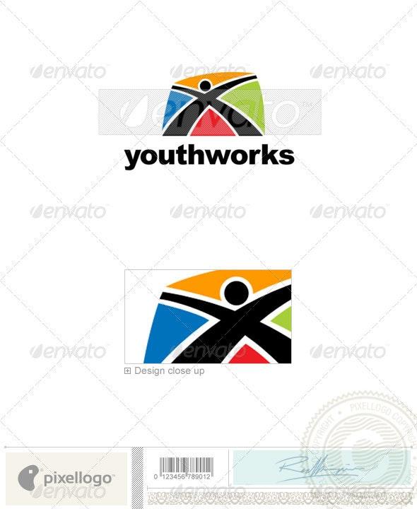 Business & Finance Logo - 270 - Letters Logo Templates