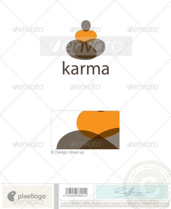 Zen Logo - 2033 - Humans Logo Templates