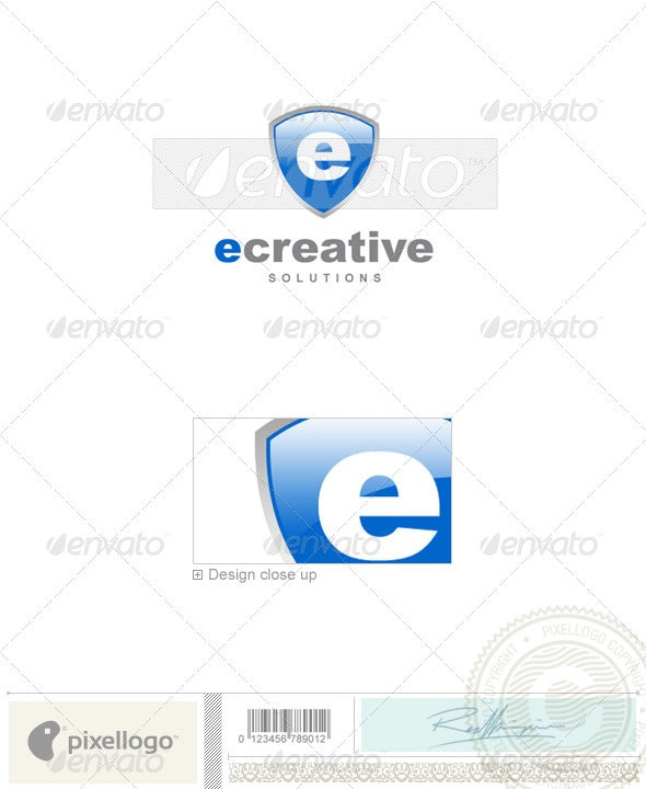 Business & Finance Logo - 267 - Letters Logo Templates