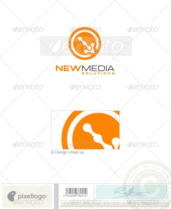 Activities & Leisure Logo - 27 - Vector Abstract