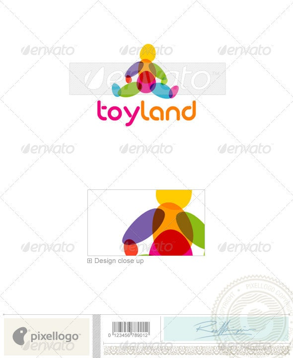 Activities & Leisure Logo - 1579 - Humans Logo Templates
