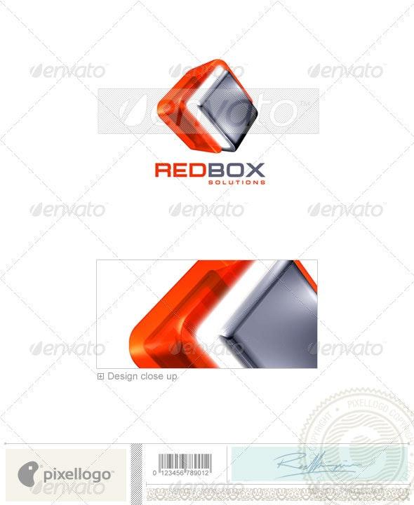 Technology Logo - 3D-67 - 3d Abstract