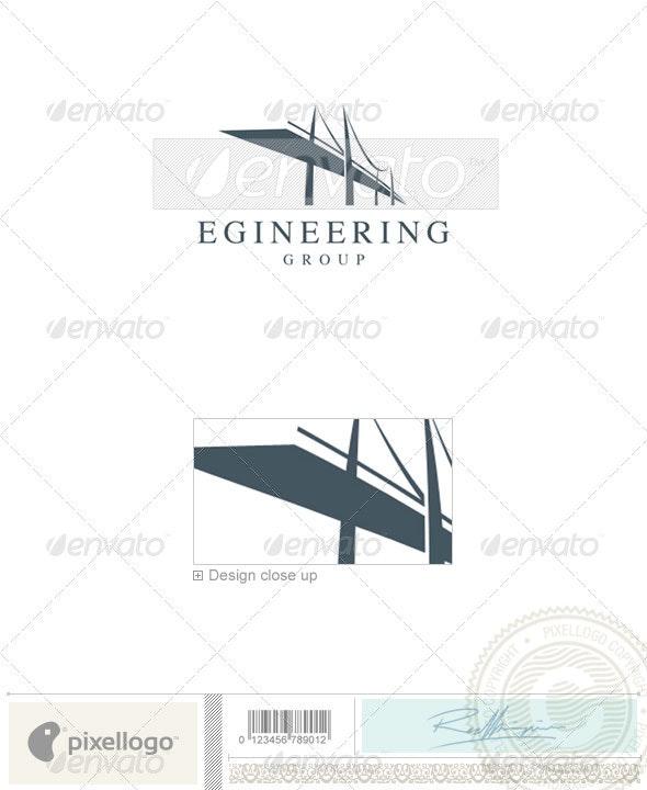 Business & Finance Logo - 545 - Buildings Logo Templates