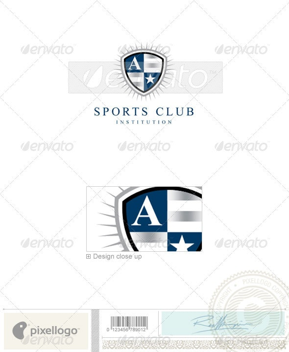 Industry & Science Logo - 1161 - Vector Abstract