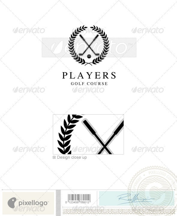 Activities & Leisure Logo - 375 - Objects Logo Templates