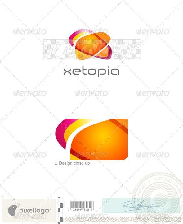 Print & Design Logo - 1618 - Vector Abstract