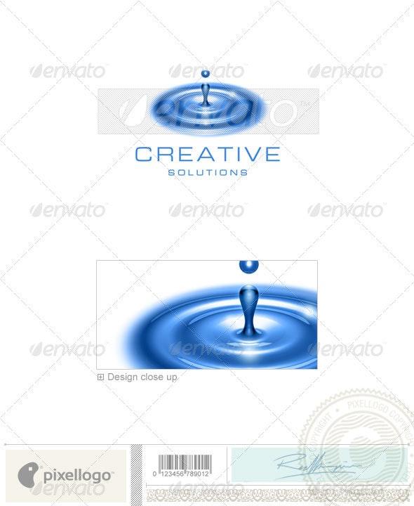 Nature & Animals Logo - 3D-266 - Nature Logo Templates