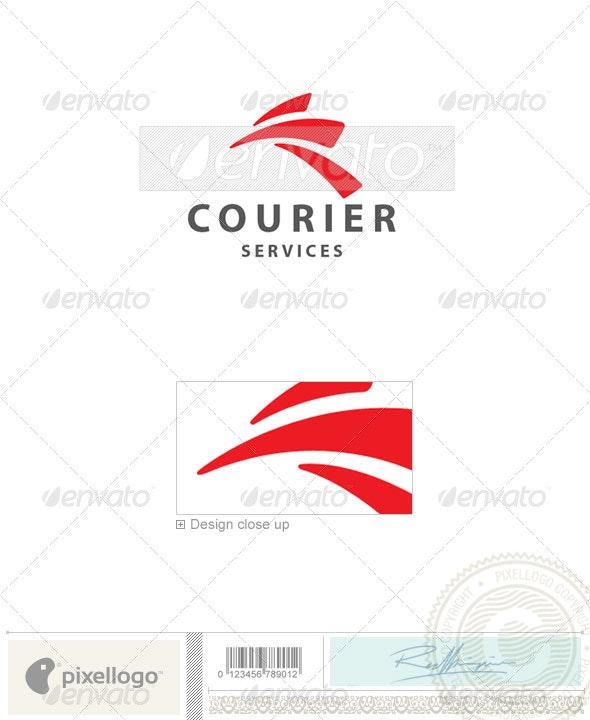 Transport Logo - 2005 - Vector Abstract