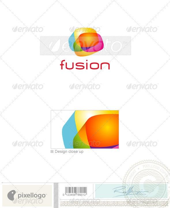 Print & Design Logo - 1568 - Vector Abstract