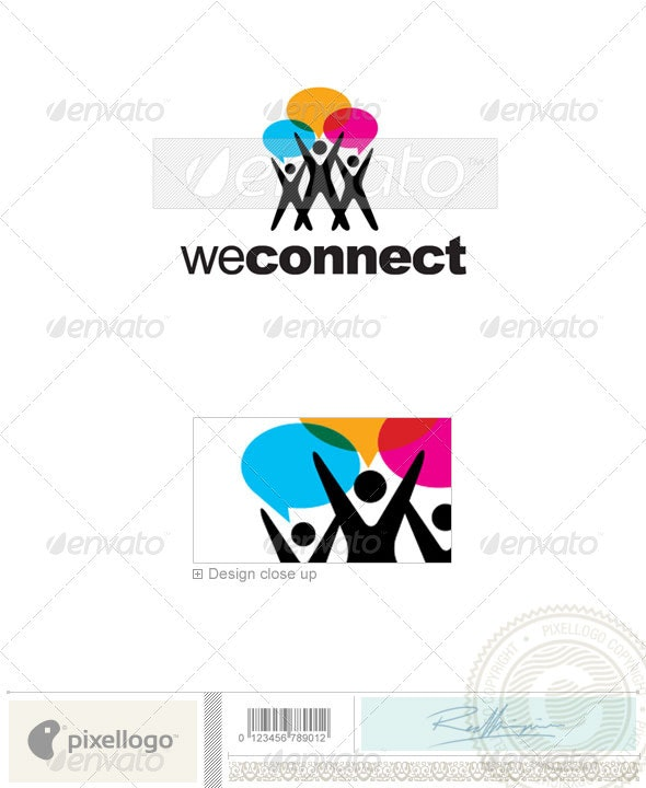 Business & Finance Logo - 2157 - Vector Abstract