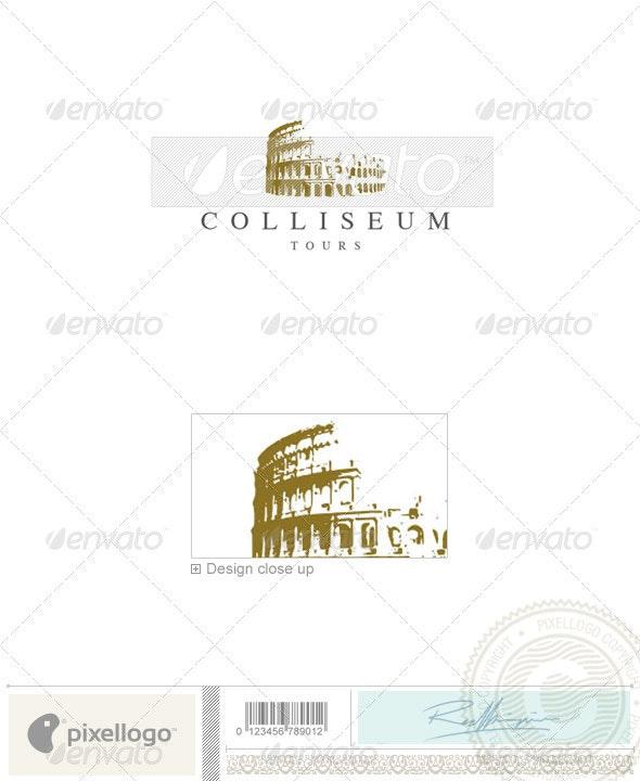 Home & Office Logo - 1422 - Buildings Logo Templates