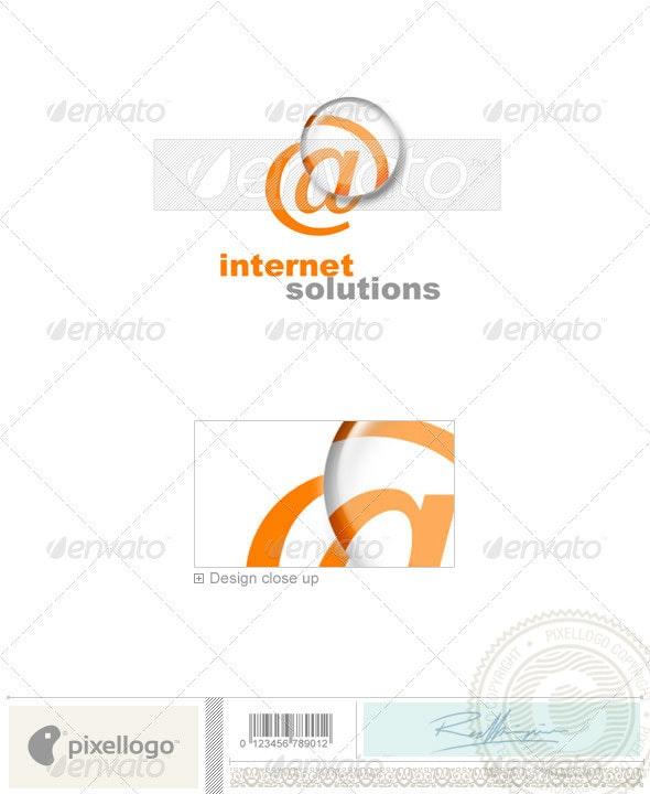 Technology Logo - 345 - Vector Abstract