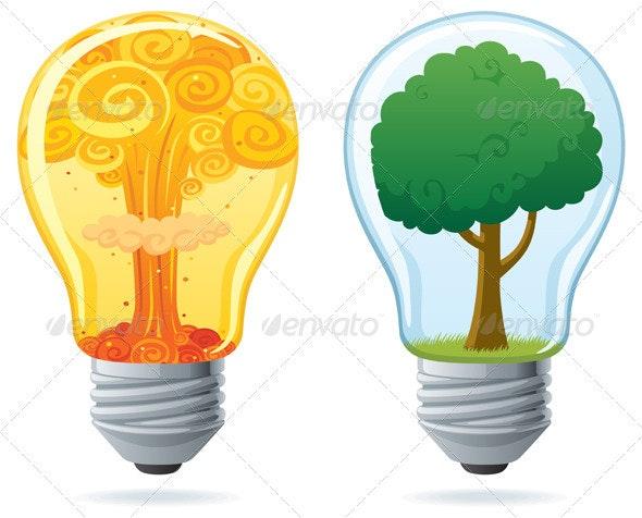 Energy - Conceptual Vectors