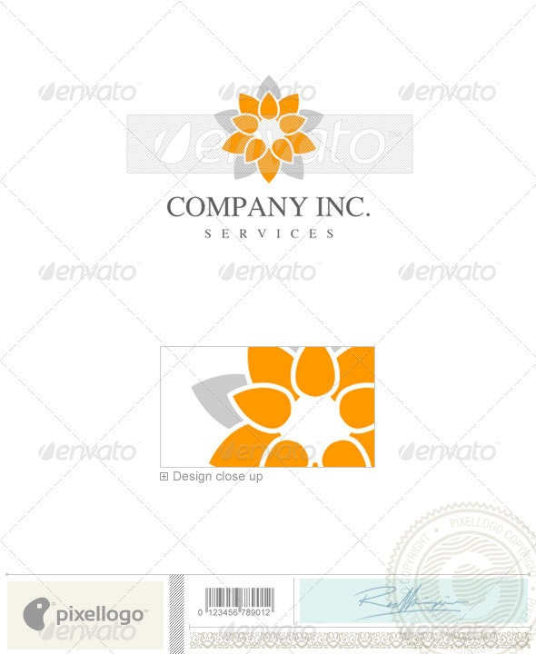 Nature & Animals Logo - 350 - Nature Logo Templates