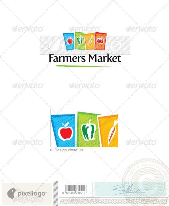 Activities & Leisure Logo - 1907 - Food Logo Templates