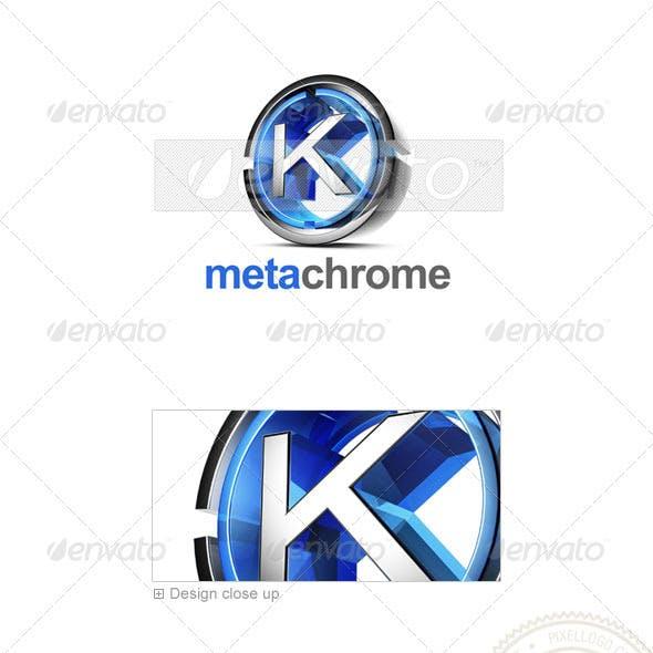 K Logo - 3D-476-K