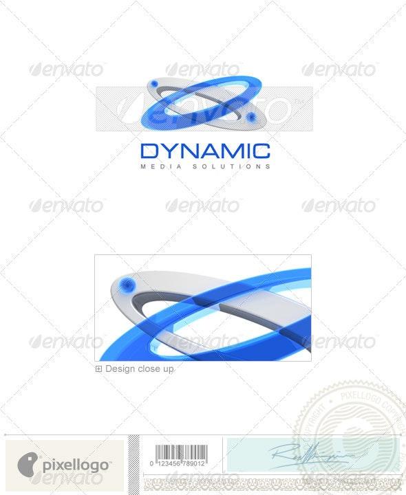 Activities & Leisure Logo - 3D-45 - 3d Abstract