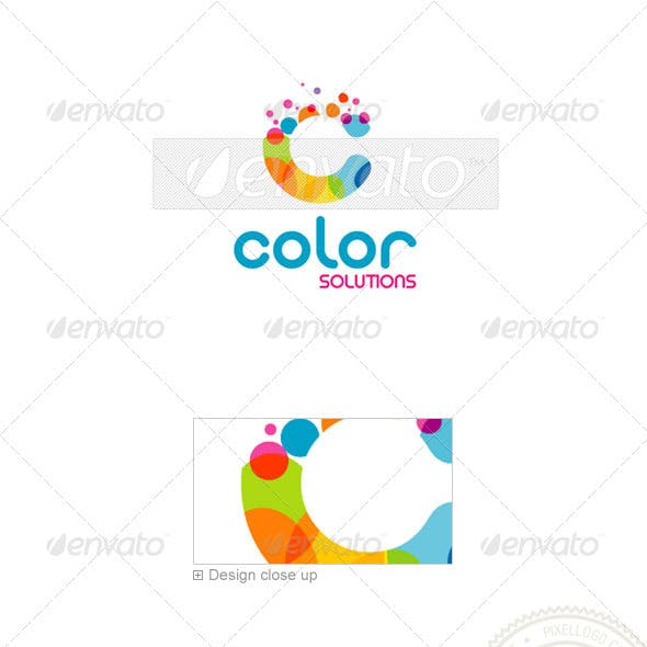 Print & Design Logo - 1615