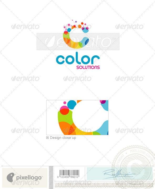 Print & Design Logo - 1615 - Letters Logo Templates