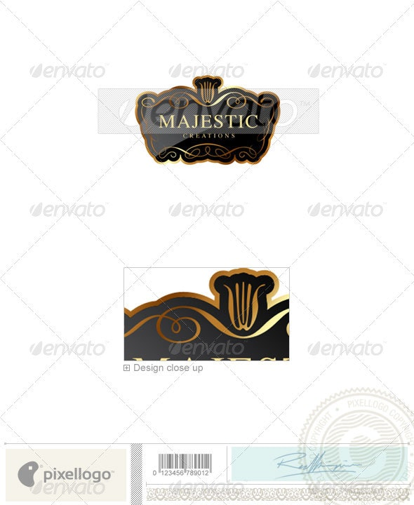 Home & Office Logo - 1851 - Crests Logo Templates