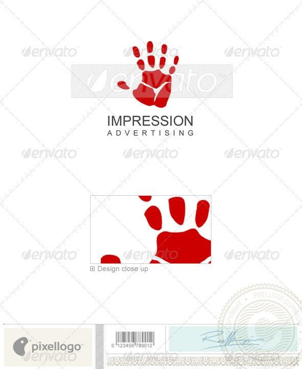 Business & Finance Logo - 1190 - Humans Logo Templates