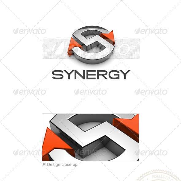 Technology Logo - 3D-676