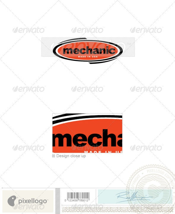 Industry & Science Logo - 434 - Vector Abstract