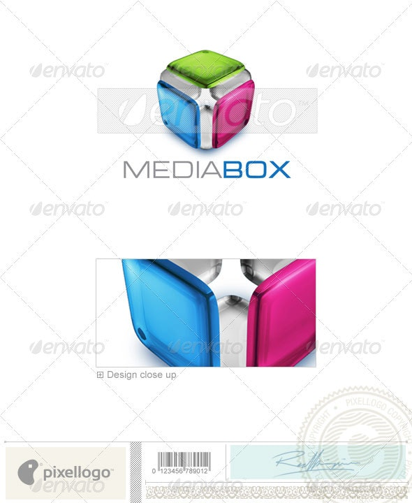 Activities & Leisure Logo - 3D-433 - 3d Abstract