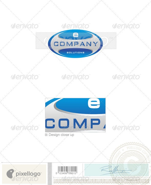 Business & Finance Logo - 107 - Vector Abstract
