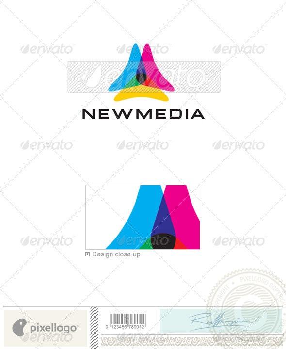 Technology Logo - 1033 - Vector Abstract