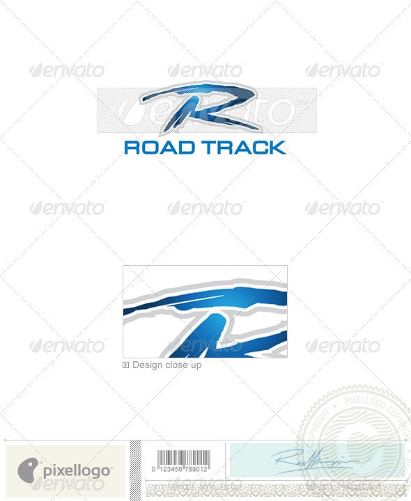 Transport Logo - 1795 - Objects Logo Templates