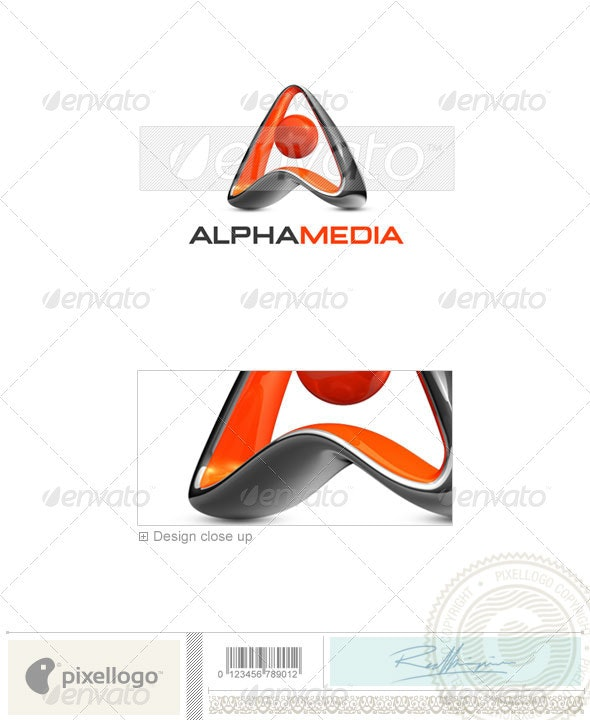 Activities & Leisure Logo - 3D-368 - 3d Abstract