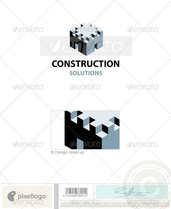 Home & Office Logo - 577 - Buildings Logo Templates