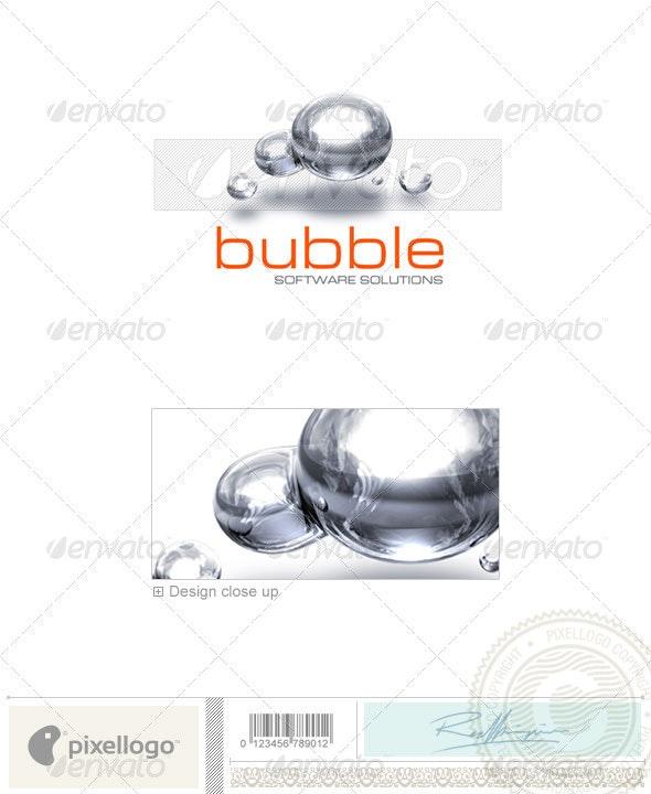 Print & Design Logo - 3D-133 - 3d Abstract